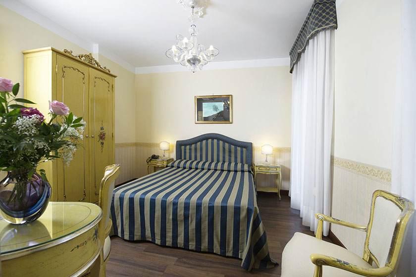 Zimmer - Hotel Villa Edera - Venedig Lido